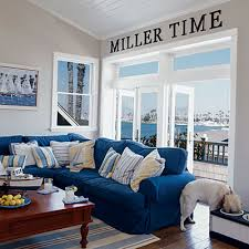 Coastal Cottage Living Rooms by 20 Beautiful Beach Cottages Living Rooms And Room