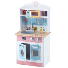 small play kitchen home design and decorating teamson kids my little chef pastel small play kitchen wayfair kitchen ideas