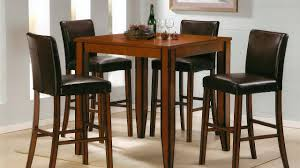 magnificent tall bistro table for minimalist home decor youtube