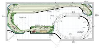 Railroad House Plans Bob U0027s Track Plans Home