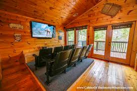 pigeon forge cabin big bear retreat 7 bedroom sleeps 30 pictures for cabin