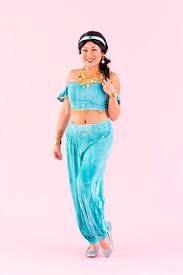 Alladin Halloween Costume Diy Jasmine Aladdin Halloween Costume Brit