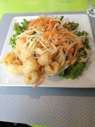 mali cuisine salade de papaye verte facon picture of mali cuisine