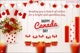 happy canada day canadaday greetings pinterest