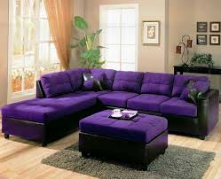 Purple Living Room Furniture Home Design Ideas - Colorful living room sets