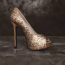vera wang wedding shoes chic vera wang wedding shoes uses gold color with modern motif in