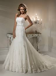 aline wedding dresses beautiful photos of lace a line wedding dresses for classical look