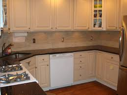 Installing Kitchen Tile Backsplash Backsplashes Tile Backsplash Blue Pearl Granite Countertop