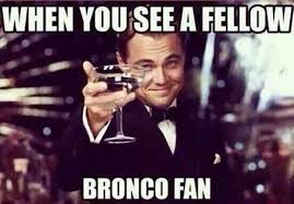 Swerve Meme - for all of my bronco followers it s almost that time again