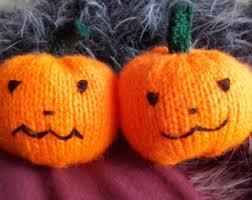 pumpkin ornaments etsy uk