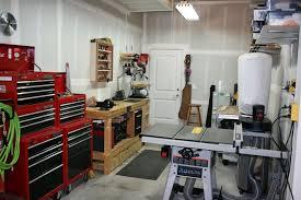 one car garage workshop joshua s garage shop the wood whisperer