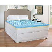 bed pillow toppers twin xl mattress toppers pads bedding the home depot