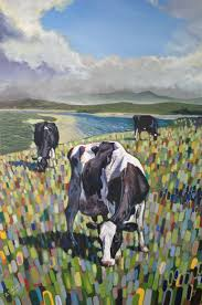 292 best paintings of animals images on pinterest hare cow art