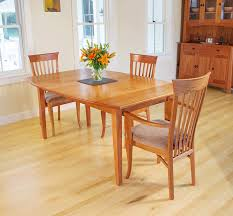 Vermont Shaker Dining Table Vermont Woods Studios - Shaker dining room chairs