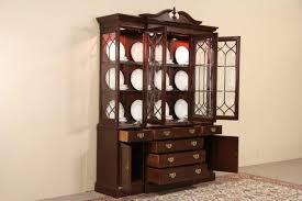 Small China Cabinet Hutch by China Cabinet Break3 15lon2 Find Small Vintage Chinat On