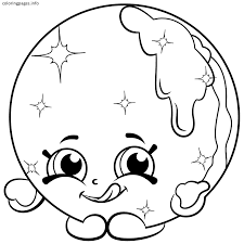 shopkins coloring pages limited edition pdf free printable