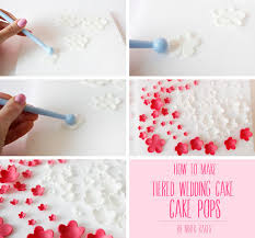 tutorial how to make tiered wedding cake u2013 cake pops niner bakes