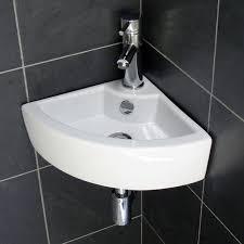 Corner Whirlpool Bathtub Bathroom Vanity Sinks Corner Whirlpool Bathtub In White Color