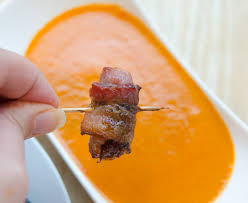thanksgiving dates by year bacon wrapped dates with red pepper sauce a well fed life