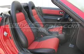 toyota leather seats toyota mr2 leather interiors
