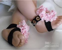 baby girl crochet best crochet pattern baby girl shoes sandals flowers barefoot