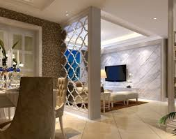 living room wall partition design ideas beautiful living room