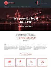 30 best attorney and lawyer wordpress themes