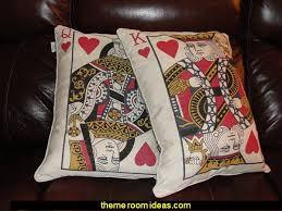 King And Queen Wall Decor Decorating Theme Bedrooms Maries Manor Casino Theme Decorations