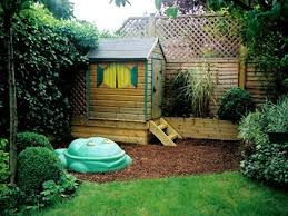 Children S Garden Ideas Outdoor Garden Playhouse For