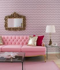 Single Sofa Designs For Drawing Room Interior Decoration Beautiful Pink Living Room With Small Pinks