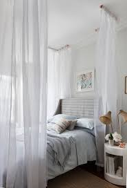 Canopy Bedding A Gorgeous Canopy Bed Diy