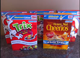 Trix Cereal Meme - only 75 cents for each trix honey nut cheerios cereal at cvs ends