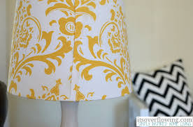 Lamp Shades Diy Lampshade Diy Its Overflowing Simply Inspired Home