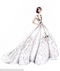 design a wedding dress will meghan australian designer for wedding dress daily