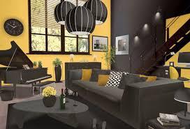 chambre noir et vert décoration chambre jaune et noir 11 toulouse 10100337 ado