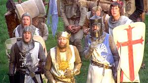 monty python and the holy grail gets a 40th anniversary blu ray
