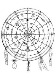 native american printables indian mandalas medicine wheel