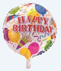 balloons birthday delivery inflated helium foil balloon send fresh flowers online flower