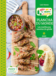cuisine du monde recette livre easy plancha du monde collection deslandes charly hanno