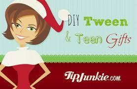 Teens Christmas Gifts - 19 diy tween and teen gifts tip junkie