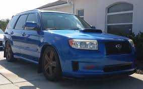 subaru forester modified subaru forester sti swap walk around rev autocross run youtube