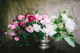 Flower Arrangement Ombre Flower Arrangement How To Ruffled