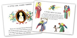 Prayer To St Therese The Little Flower - a sweet tune for the guardian angel prayer holy heroes