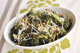 barefoot contessa roasted broccoli roasted broccoli with parmesan cheese and pine nuts