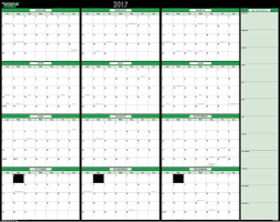 mini calendar template erasable wall calendar 19 x 24