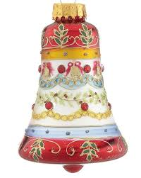 Glass Bell Christmas Ornaments - 497 best christmas ix ornaments images on pinterest christmas