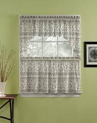 grey and white kitchen curtains kitchens design