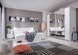 chambre adulte chambre adulte complète design coloris blanc alpin mavrick chambre