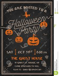 funny halloween party design concept happy stock vector 316479521
