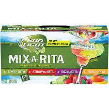 bud light lime a rita price 12 pack mix a rita variety pack wegmans